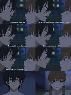 My Little Monster All Anime, Anime Love, Manga Anime, Anime Art, Shizuku And Haru, Shizuku Mizutani, My Little Monster, Little Monsters, Neko
