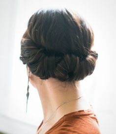 Dirty Hair? Don't Care! 15 Second-Day Hairstyles for Stress-Free Mornings via Brit + Co.