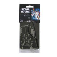 Star Wars Darth Vader Air Freshener 2-Pack - PlastiColor - Star Wars - Car Accessories at Entertainment Earth