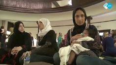 Historische dienst in Los Angeles! Alleen maar #vrouwen in 'n #moskee, de dienst geleid door 'n vrouwelijke #imam.  http://www.spirit24.nl/#!player/share/program:51421466/group:37200368