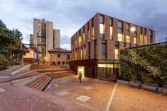 Gallery - University of Los Andes Public Space and Integrated Care Center / Daniel Bonilla Arquitectos - 2