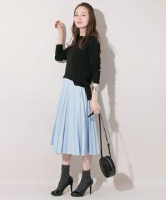 UR 合皮プリーツスカート(スカート)|URBAN RESEARCH(アーバンリサーチ)のファッション通販 - ZOZOTOWN
