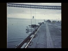 Various US Navy aircraft land aboard USS Coral Sea while underway in the South Ch...HD Stock Footage - YouTube