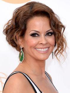 Brooke Burke - Emmys 2013 http://beautyeditor.ca/2013/09/23/emmys-2013-red-carpet-beauty/