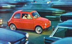 Fiat 500 - Happiest little car ever made