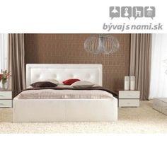 Čalúnená posteľ KARO