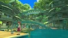Screenshots - Ni no Kuni: Wrath of the White Witch Media Ni No Kuni, Hayao Miyazaki, Castaway Cove, Ps4 Exclusives, Sunny In Philadelphia, White Witch, Facebook Timeline Covers, Story Inspiration, Anime Style