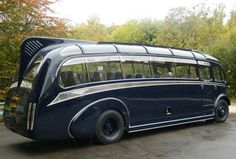 Leyland with Harrington fin Britain 1939 how cool is this.