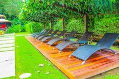 Blue Osa sun deck Playa Tamales, Osa Peninsula Costa Rica #yoga #yogi #retreat #meditation