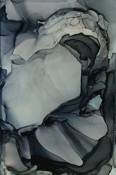 Light My Way, alcohol inks and Everclear on the Artist Panel by Andrea Pramuk, 2012 like1