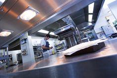 Hotel Kitchen Design  Ockendon Manor Susspace Catering Awesome Hotel Kitchen Design Decorating Inspiration