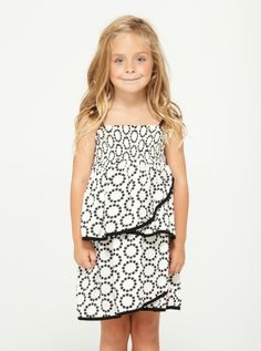 Girls 2-6 Double Take Dress - Roxy $36.00