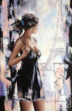 Гунин Александр. Париж 2