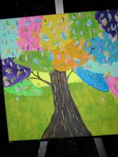 my happy tree
