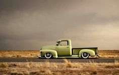 Chevy - great pic - love the incoming dark stormy clouds entering the shot