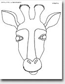 drawing a giraffe