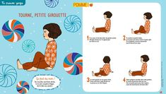 Gross Motor Activities, Movement Activities, Team Building Activities, Gross Motor Skills, Activities For Kids, Poses Yoga Enfants, Kids Yoga Poses, Yoga For Kids, Physical Education Games