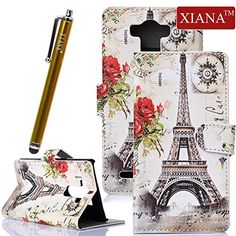 LG G3 Case, XIANA Vintage Eiffel Tower Flower Pattern Leather Folio Purse Wallet Magnet Design Stand Case Cover Protector with Credit Card Slots and Stylus Suitable For LG G3(Golden) Xiana http://www.amazon.com/dp/B00LFFH8KE/ref=cm_sw_r_pi_dp_3XNkvb0Z5E2V1