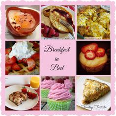 Breakfast in Bed ~ A Mother's Day Round-Up - Older Mommy Still Yummy