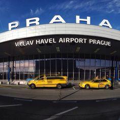 Airport in Prague