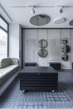 Optic Shop by ORA | Shop interiors