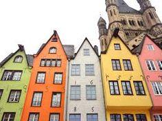 colorful germany houses - Google 검색
