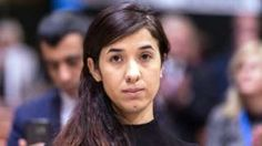 Yazidi survivor Nadia Murad wins human rights award