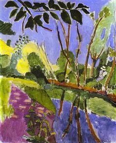 Henri Matisse  http://blog.kendallconraddesign.com