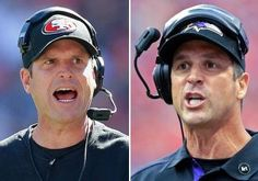 Who do you think will win?  #baltimore #ravens #49ers #harbaugh #superbowl2013