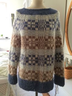 Min version af en Skappel genser.