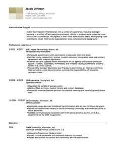 Resume Online Builder 13 Best Resumes Images On Pinterest  Resume Templates Sample