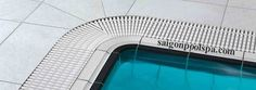 Máng tràn bể bơi