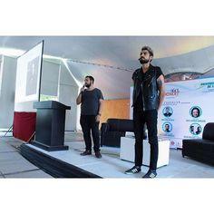 Los Don Juanes en conferencia! Conexión 360 #SerHombre