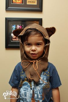 Ewok headdress