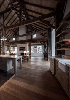 Love this barn home.