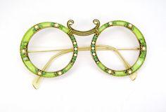 Rare vintage Christian Dior Eyeglass or sunglass frame