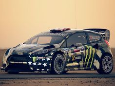 Gymkhana 8 Is Here! Ken Block Goes All Out In Latest Gymkhana Video Ken Block, Ford Focus Hatchback, Atv Car, Mustang Cars, Sweet Cars, Top Cars, Car Ford, Ford Motor Company, Rally Car