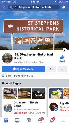 Saint Stephen, Camping Spots, Seafood Restaurant, Park, Places, Parks, Lugares