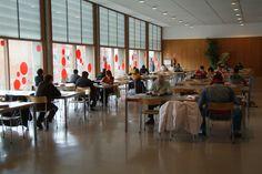 Sala adultos Biblioteca Torrente Ballester