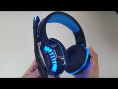 Amazing Headset for gaming xbox 360  PS4 PlayStation 4 Computer PC Tablet & Smart Phones For more info or to buy: https://www.amazon.co.uk/GM-2-Surround-Headphone-Microphone-PlayStation/dp/B01N41NS9F/ref=cm_rdp_product