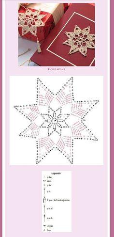 Star or Snowflake Ornament