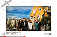City Walking Tour por Valparaíso, julio 2014 - Vacaciones de Invierno.   #Valparaiso #ViñadelMar #HSM #Patrimonio #HotelSanMartin #Chile #ThisisChile #Turismo #Citiwalking #Tour #Viajes #Experiencia #Puerto #Vregion #Invierno #Vacaciones