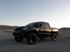 The old Official Tastefully Modded truck... Yes/no? #tmodded #nissan #titan…