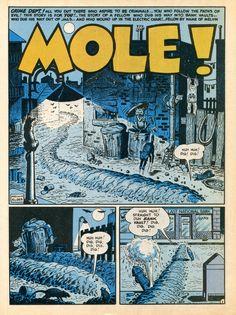 Will Elder ec comics | Will Elder - The Mad Cartoonists - part 10