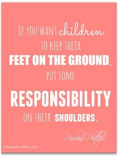 Pauline Phillips. Children Quotes. www.thewhitfordlife.com