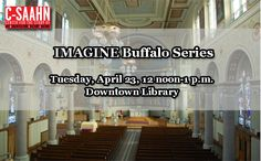 """2013 event - Featured speaker Mary Holland, Buffalo Religious Arts Center, following Great Courses video """"The Cathedral: A Look at Roofs."""" http://www.buffaloah.com/h/center/lib/13lec.html"""