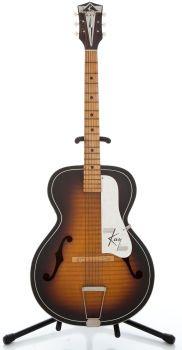 My Vintage Kay Guitar