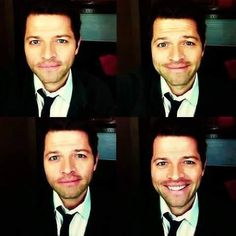 "Cas❤️Angel ‏@Lovekyle2009  22m22 minutes ago ""@Supernatural_29: Hot damn... @mishacollins  ""my #MishaCollins heart just exploded"