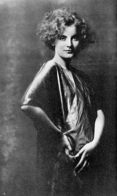 greta garbo (early in her career) -- want her haircut