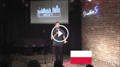 Piotr Szumowski (Poland) for @laughfactory #round1 on Indi.com. Watch the full video at http://indi.com/7fzhm